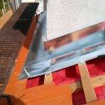 Instalace klempířských prvků